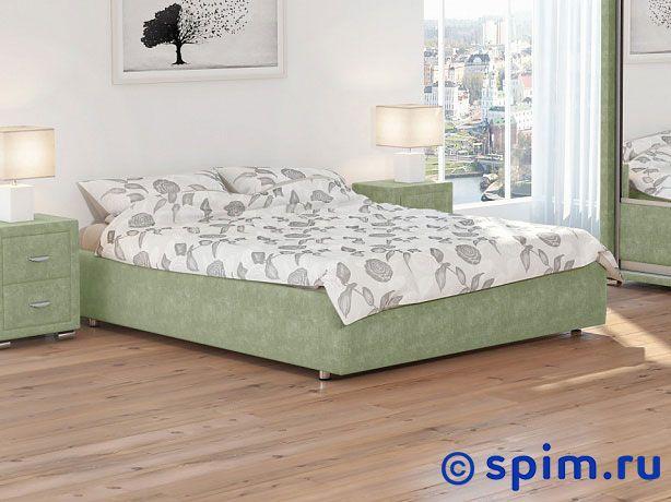 Кровать Орматек Como 1 Base цвета люкс и ткань 200х200 см двуспальная кровать орматек como 6