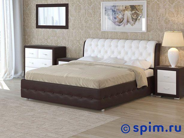 Кровать Como 4 Орматек 160х200 см двуспальная кровать орматек como 6