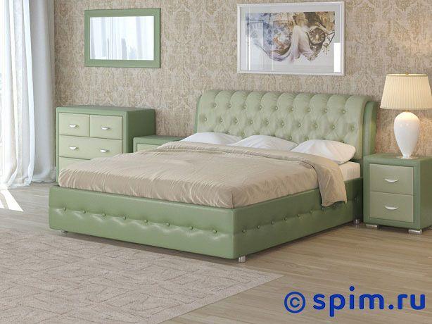 Кровать Como 4 Орматек (ткань и цвета люкс) 120х200 см