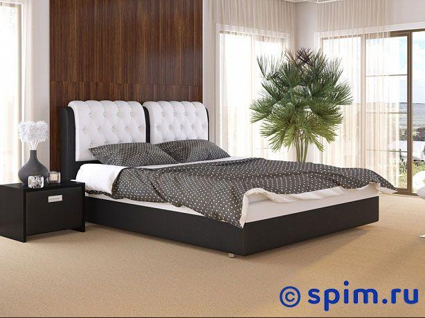 Кровать Como 5 Орматек 200х200 см двуспальная кровать орматек como 6