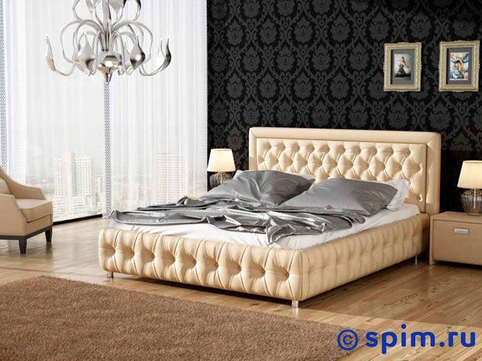 Кровать Como 6 Орматек 200х200 см двуспальная кровать орматек como 6