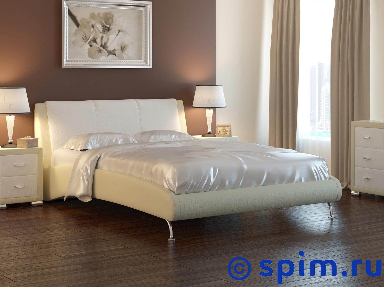 Кровать Nuvola 2 140х190 см кровать nuvola 8 140х190 см