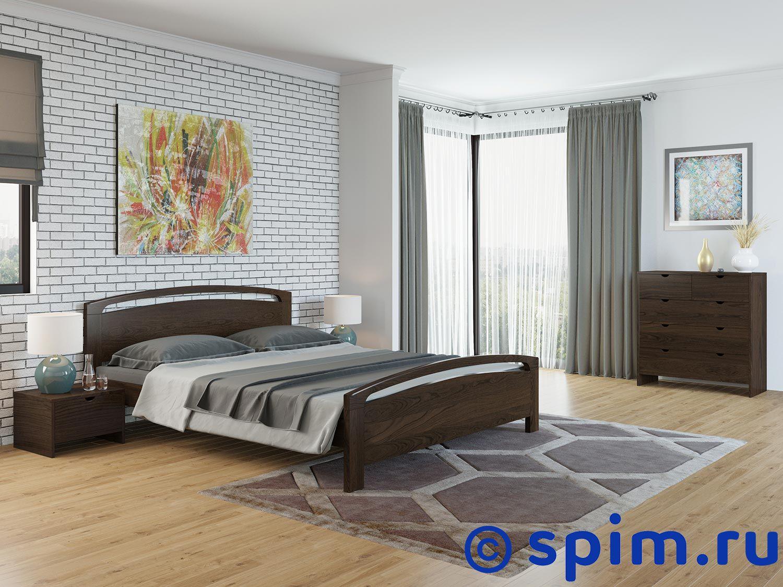Кровать Орматек Vesna 1 сосна 140х220 см
