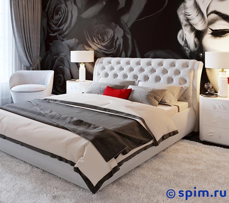 Кровать Perrino Флорида (промо) 140х200 см