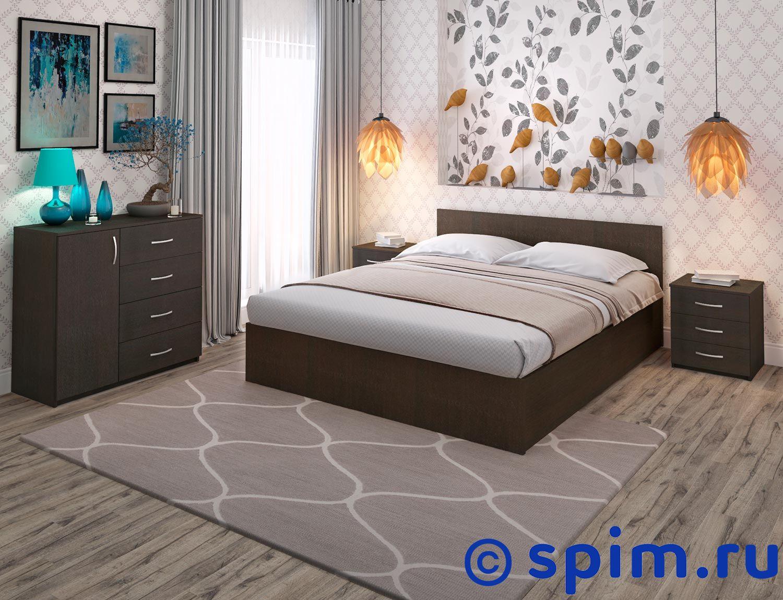 Кровать Промтекс-Ориент Рено прямая 110х200 см пружины рено 19 в минске