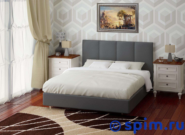 Кровать Промтекс-Ориент Риза с решеткой А1 120х200 см