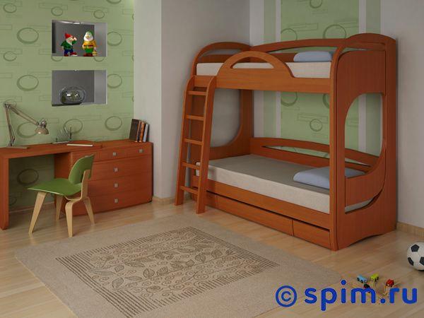 Кровать Миа 2 Торис 90х190 см матрас toris giga 16 торис гига 16 70x160