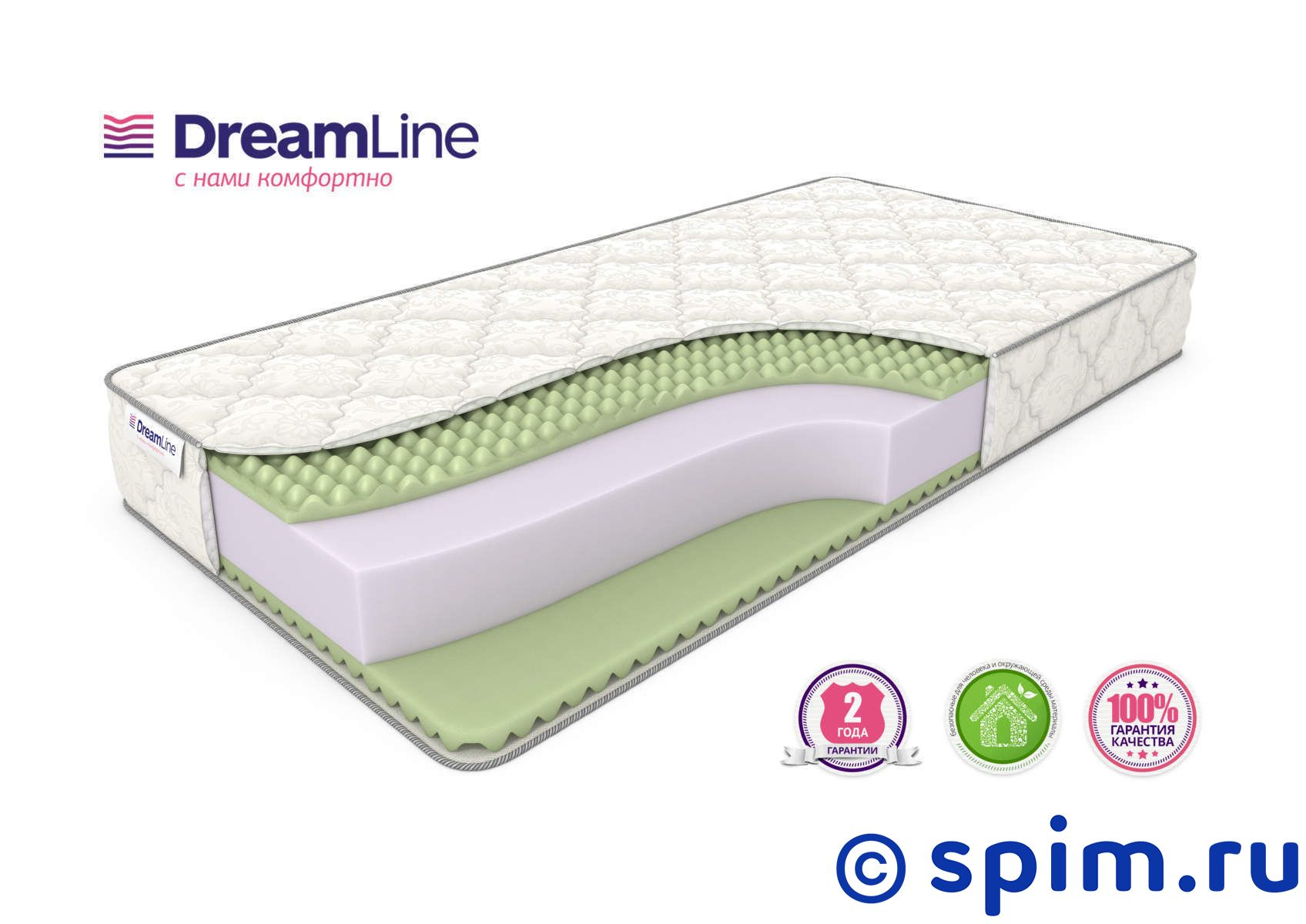 Матрас DreamLine Roll Massage 80х190 см