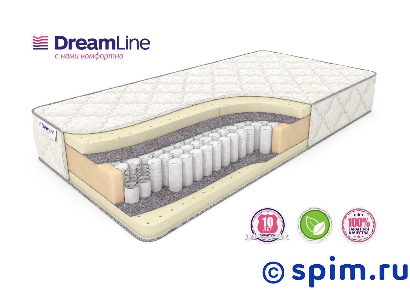 где купить Матрас DreamLine Prime Soft Tfk 90х190 см по лучшей цене