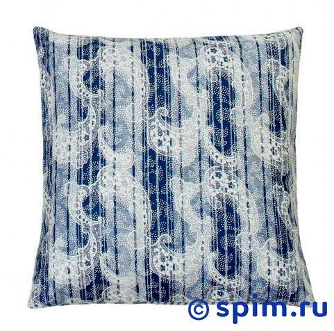 Подушка Altro Милка декор синий