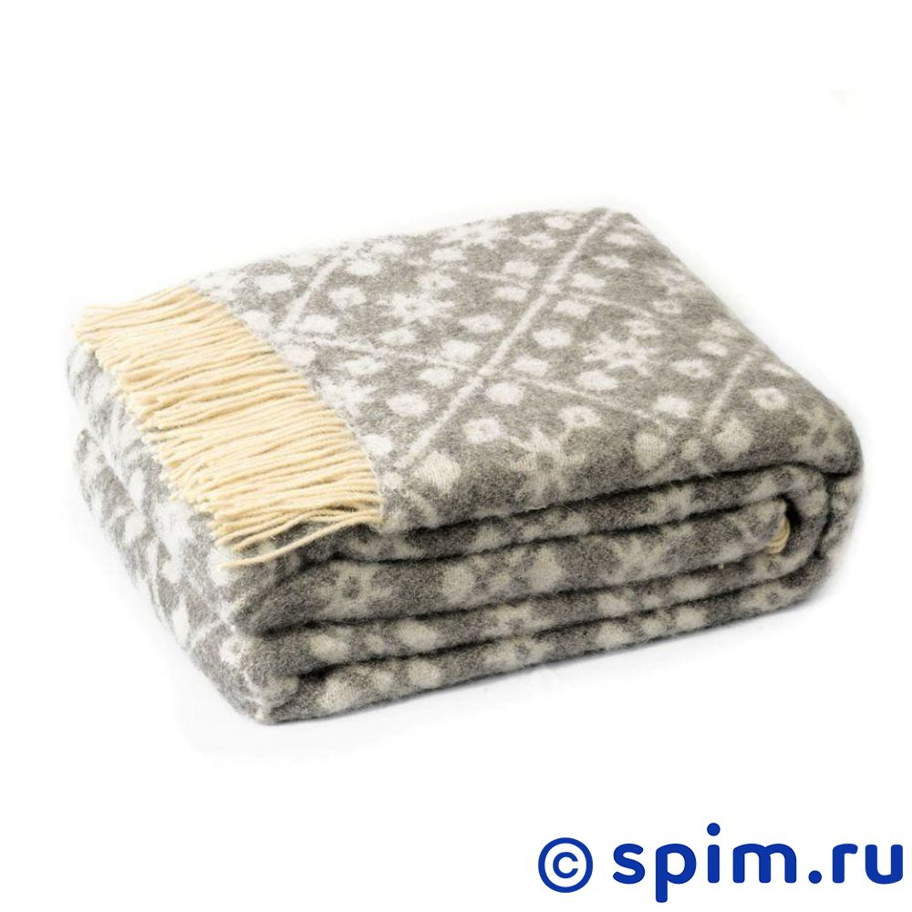 Плед Paters Romantic Скандинавия 170х210 см овечья шерсть носки варежки купить минск