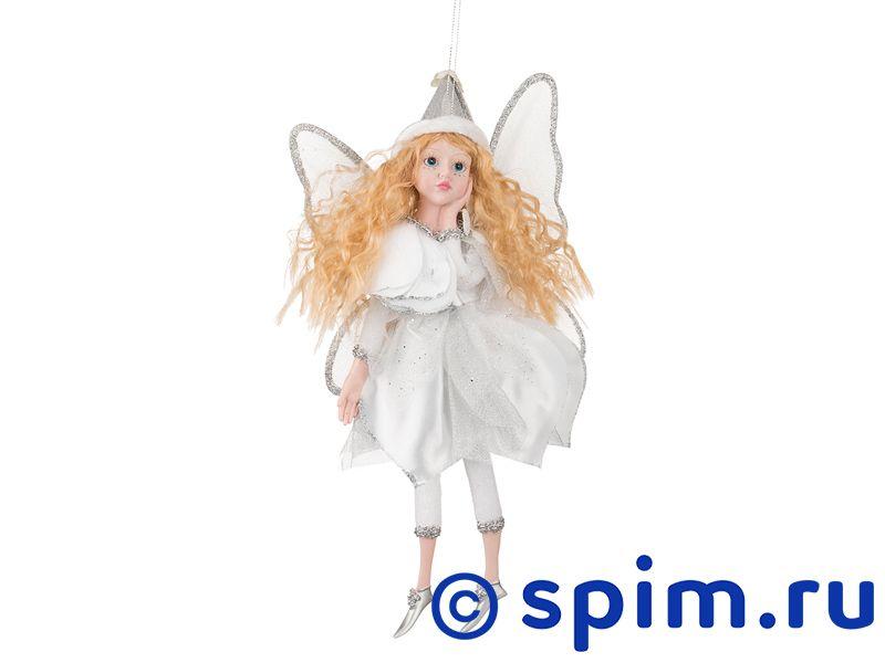 Интерьерная кукла Фея серебрянная, арт. 856-002