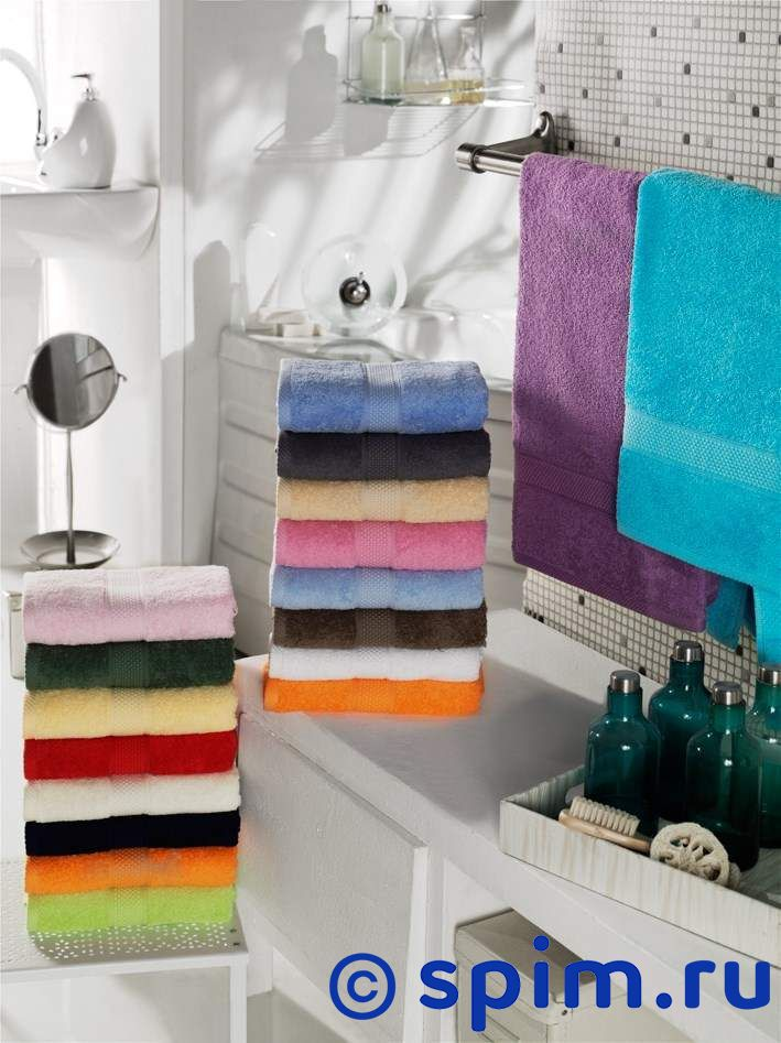 Полотенце Arya Miranda, коричневое 70х140 см полотенца arya полотенце miranda цвет синий 70х140 см