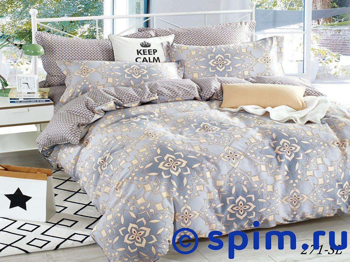 Постельное белье Cleo 271-SL 1.5 спальное