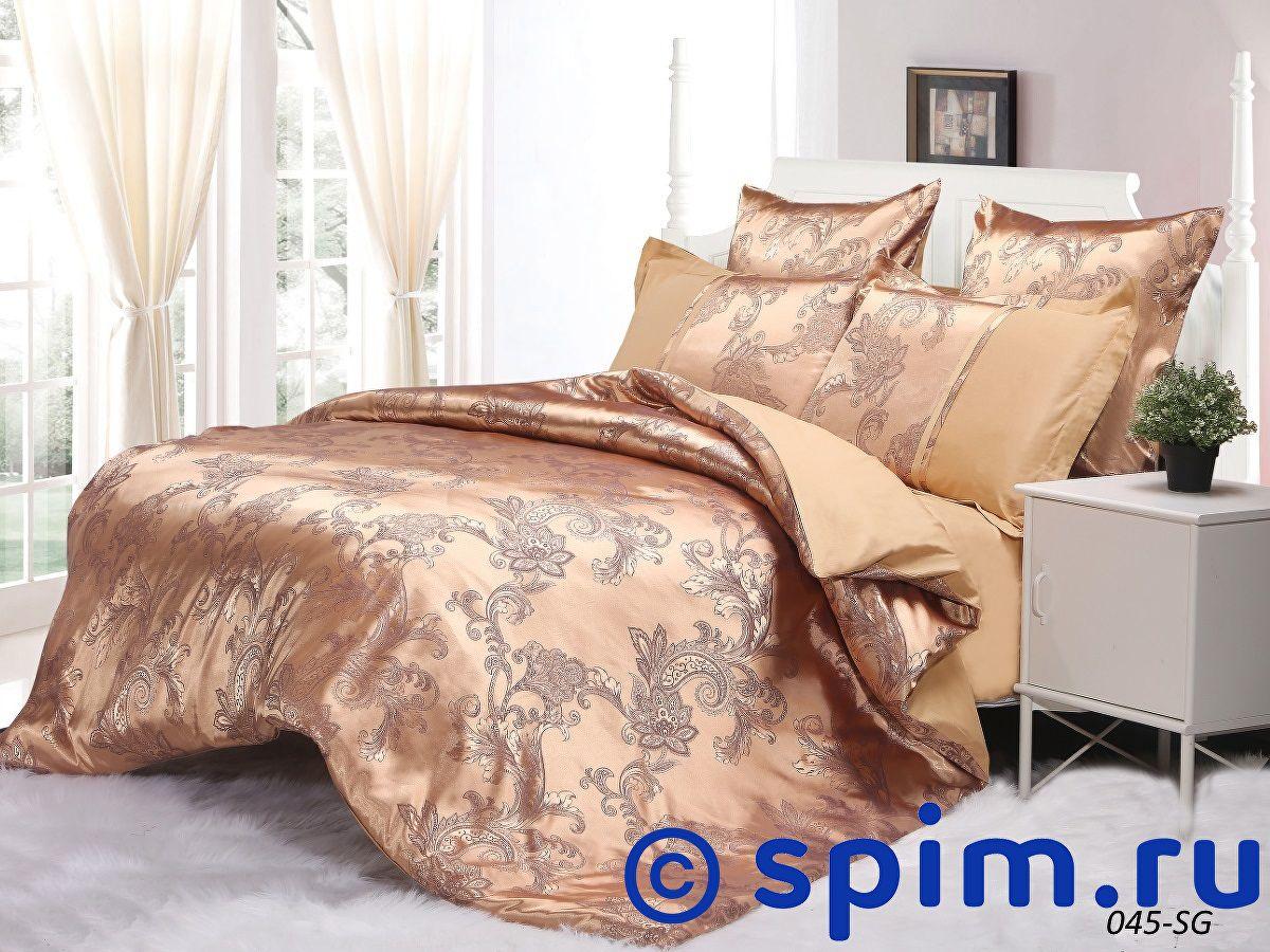 Постельное белье Cleo 045-SG Евро-стандарт