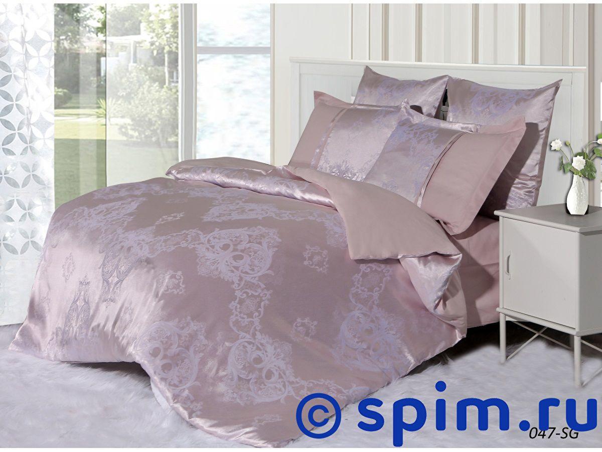 Постельное белье Cleo 047-SG Евро-стандарт