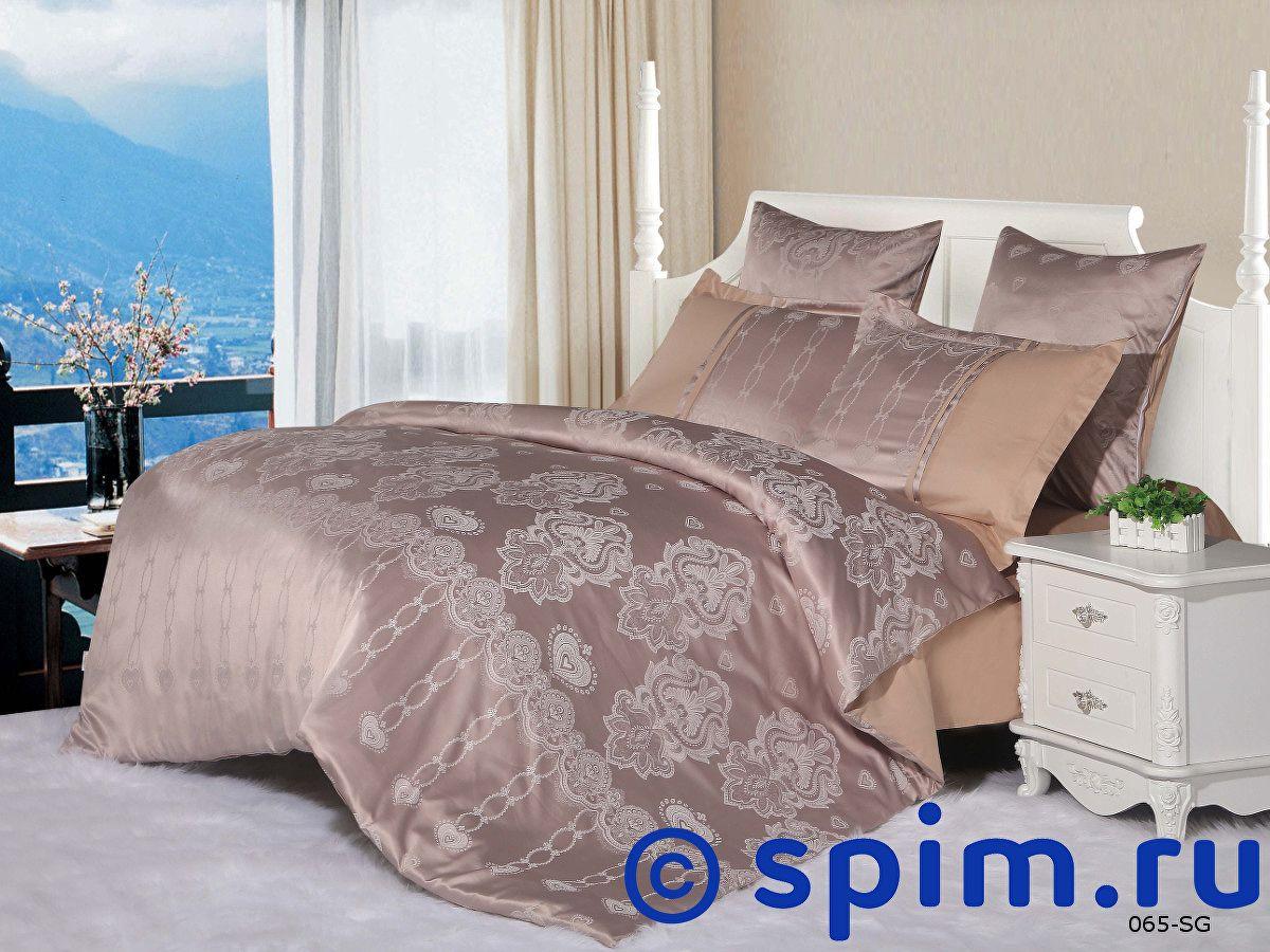 Постельное белье Cleo 065-SG Евро-стандарт