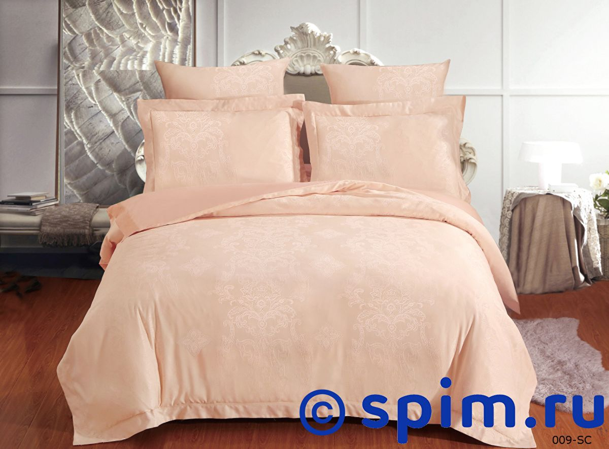 Постельное белье Cleo 009-SC Евро-стандарт