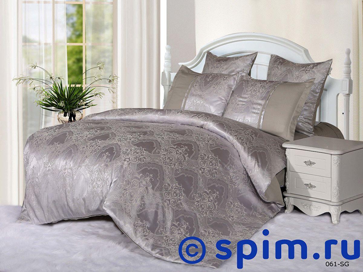 Постельное белье Cleo 061-SG Евро-стандарт