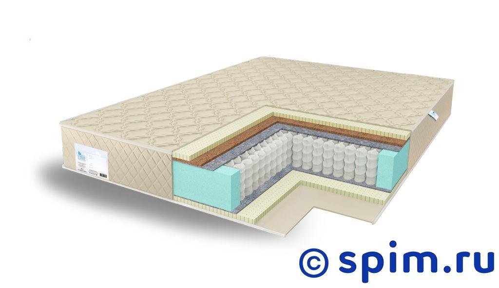 Матрас Comfort Line Medium Light-Soft S1000 80х200 см