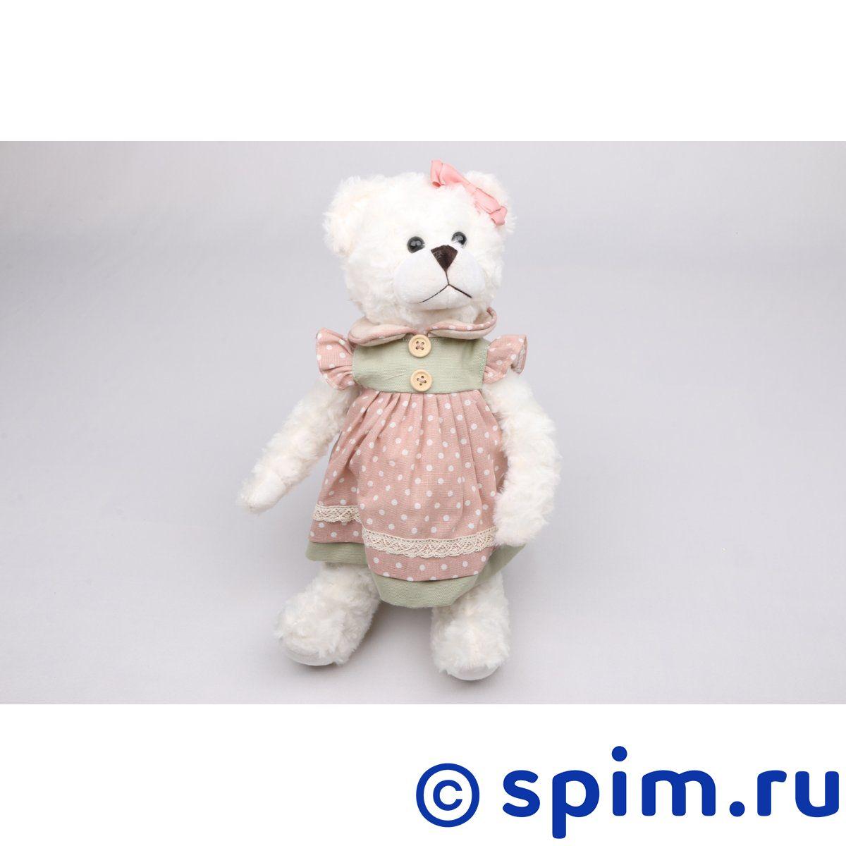 Интерьерная кукла Медвежонок C21-148615 мягкие игрушки estro совёнк подмигивающий