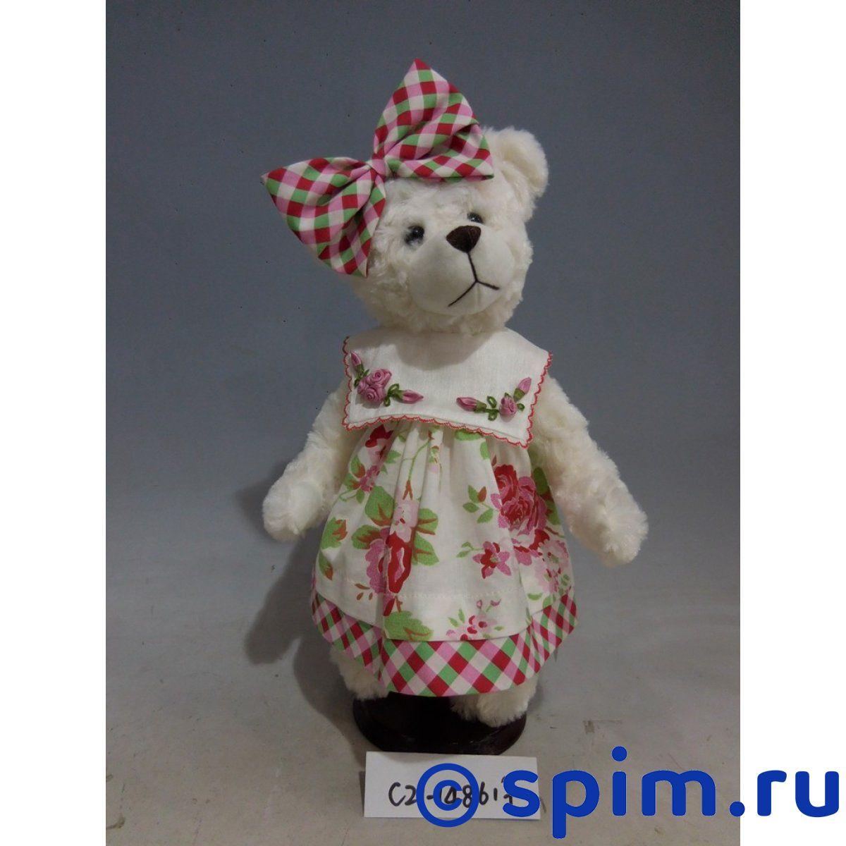 Интерьерная кукла Медведь C21-148617 кукла весна 35 см