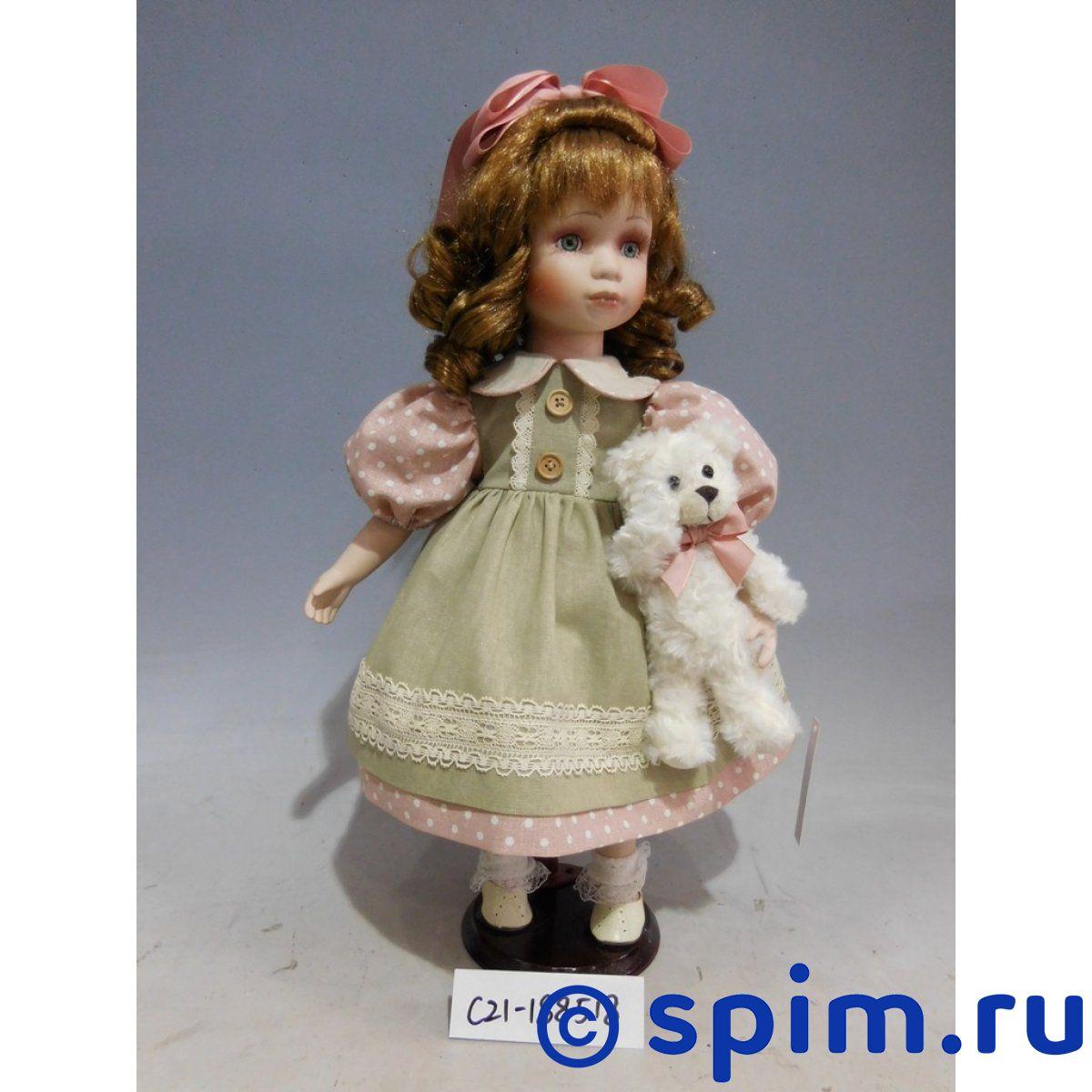 Интерьерная кукла Девочка в платье C21-188518 кроссовки onitsuka tiger кроссовки mexico 66 knit