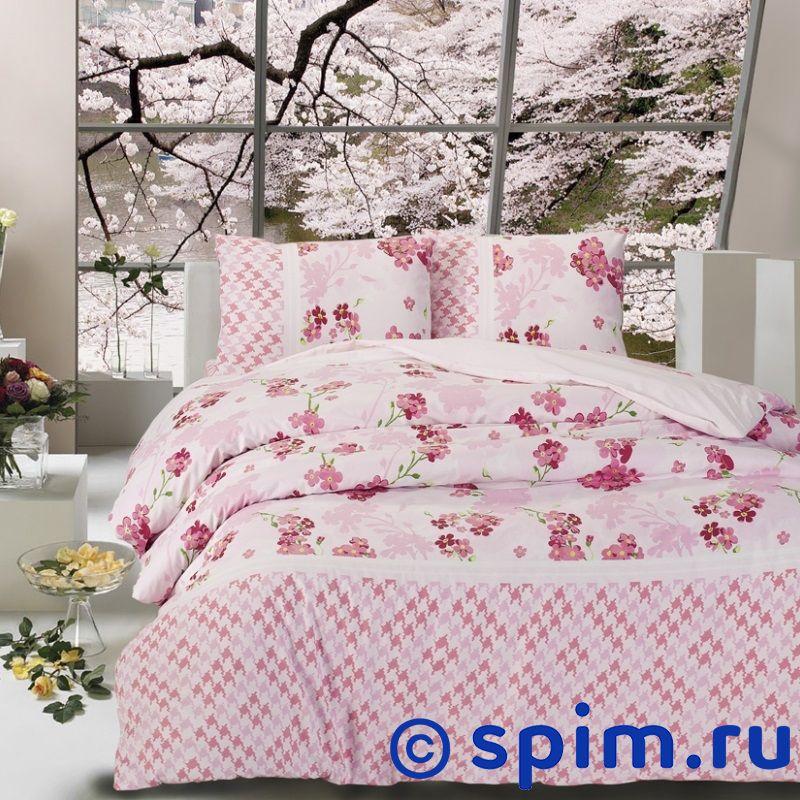Постельное белье Altinbasak April, розовый Семейное