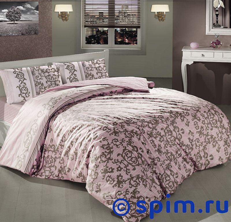 Постельное белье Altinbasak Suave, розовый 1.5 спальное