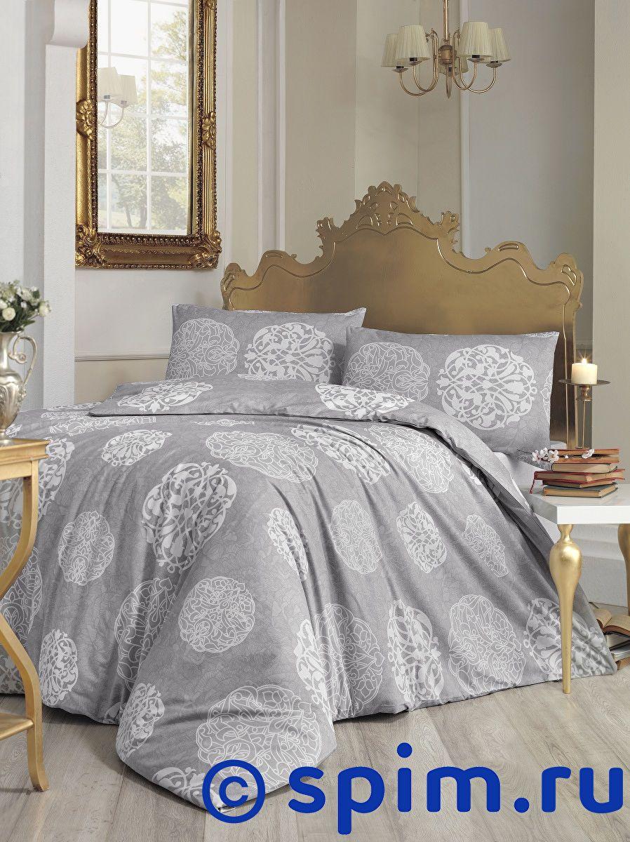 Купить Постельное белье Altinbasak Bello, серый 1.5 спальное