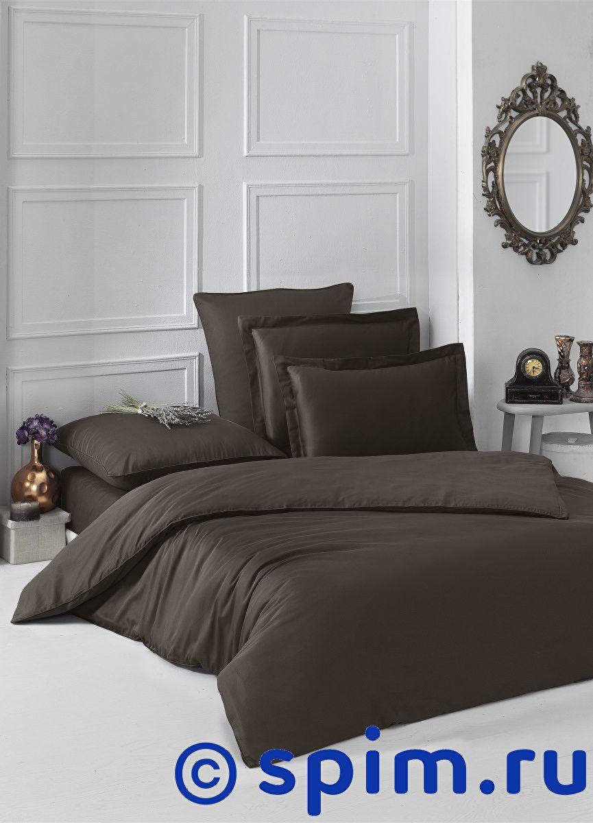 Купить Постельное белье Karna Loft шоколадный 1.5 спальное