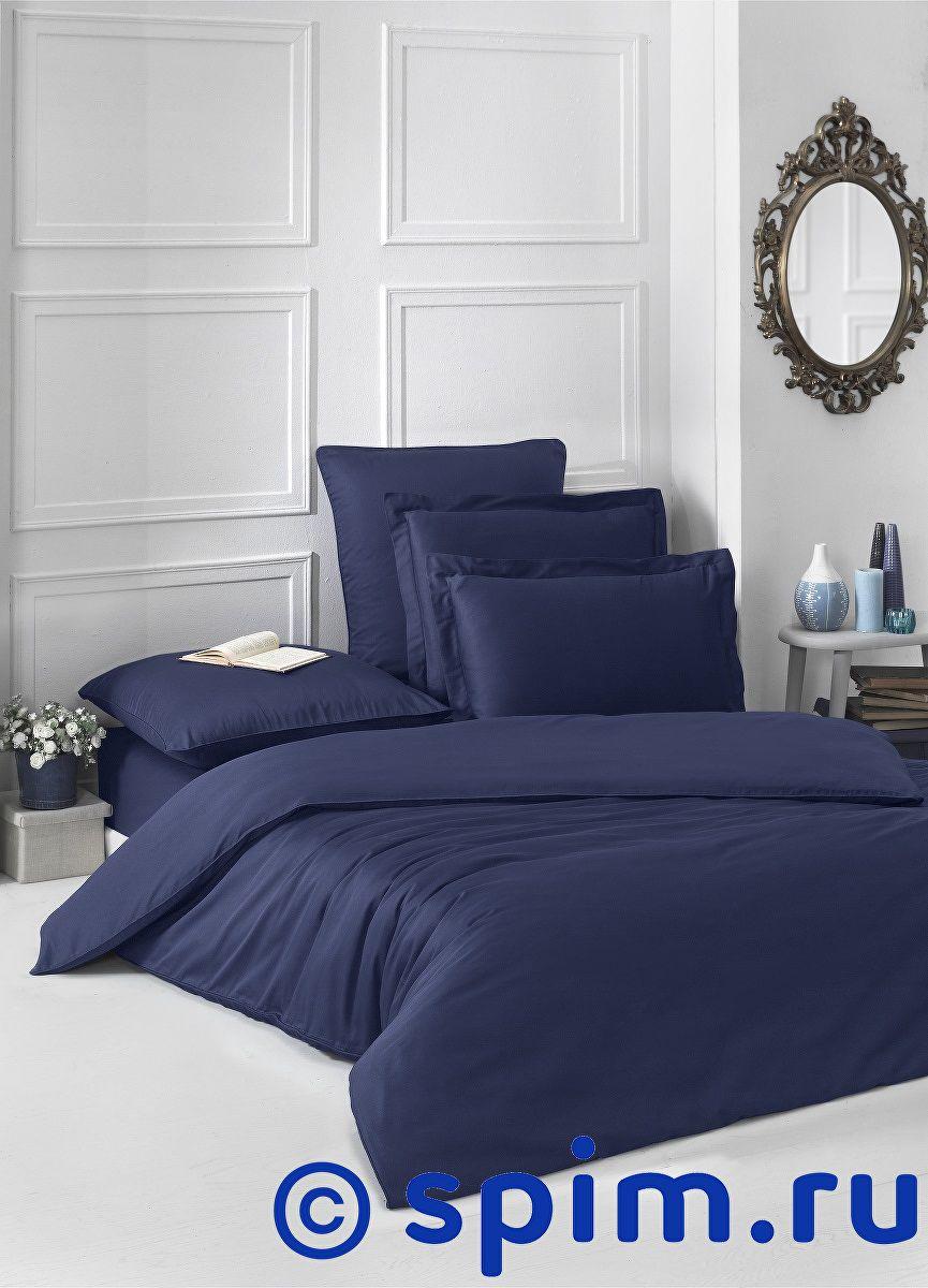 Купить Постельное белье Karna Loft темно-синий 1.5 спальное