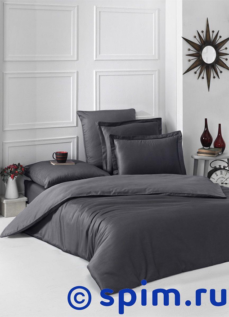 Купить Постельное белье Karna Loft темно-серый 1.5 спальное