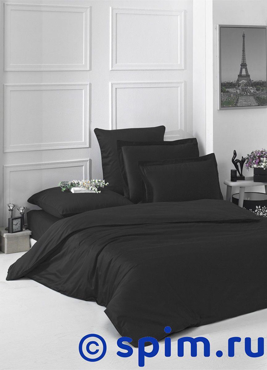 Купить Постельное белье Karna Loft черный 1.5 спальное