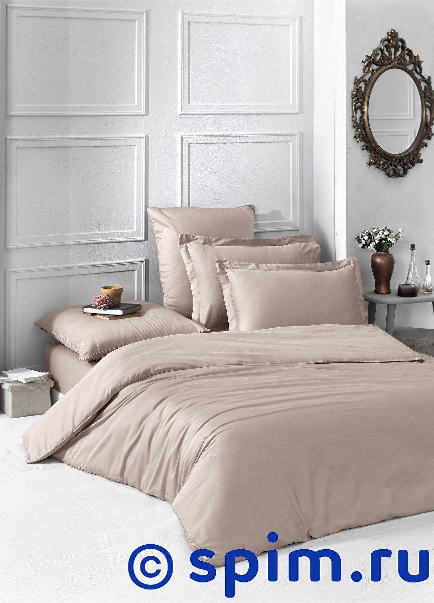 Купить Постельное белье Karna Loft кофейный 1.5 спальное