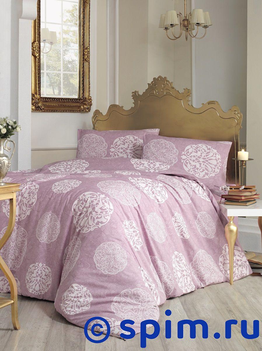 Купить Постельное белье Altinbasak Bello, грязно-розовый 1.5 спальное