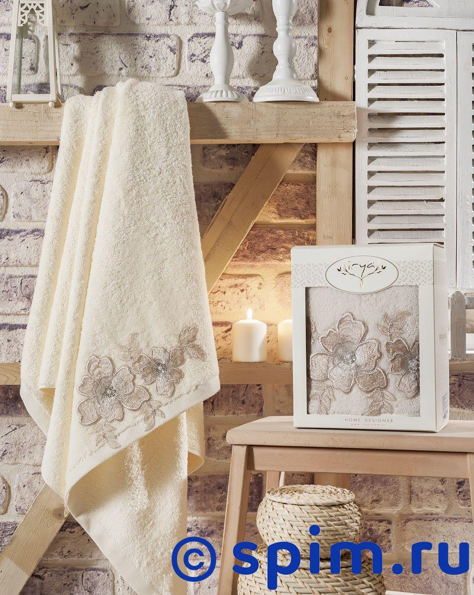 Полотенце Irya Pearly 85x150 см, кремовое