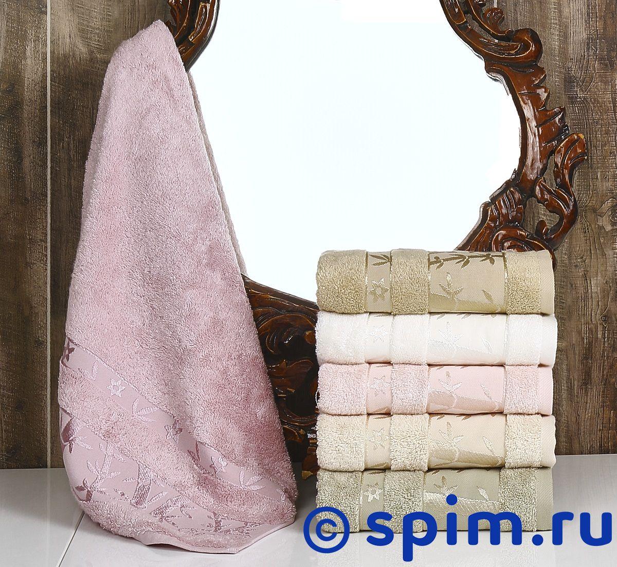 Набор полотенец Pupilla Elit Soft 50х90 см фиолетовый kvadrro м 50х90 70х130 в коробке набор полотенец фиеста