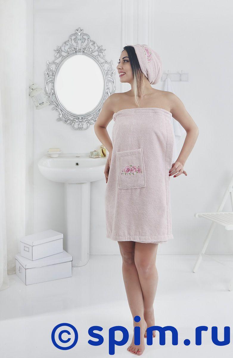 Купить Набор для сауны Karna Pera, розовый
