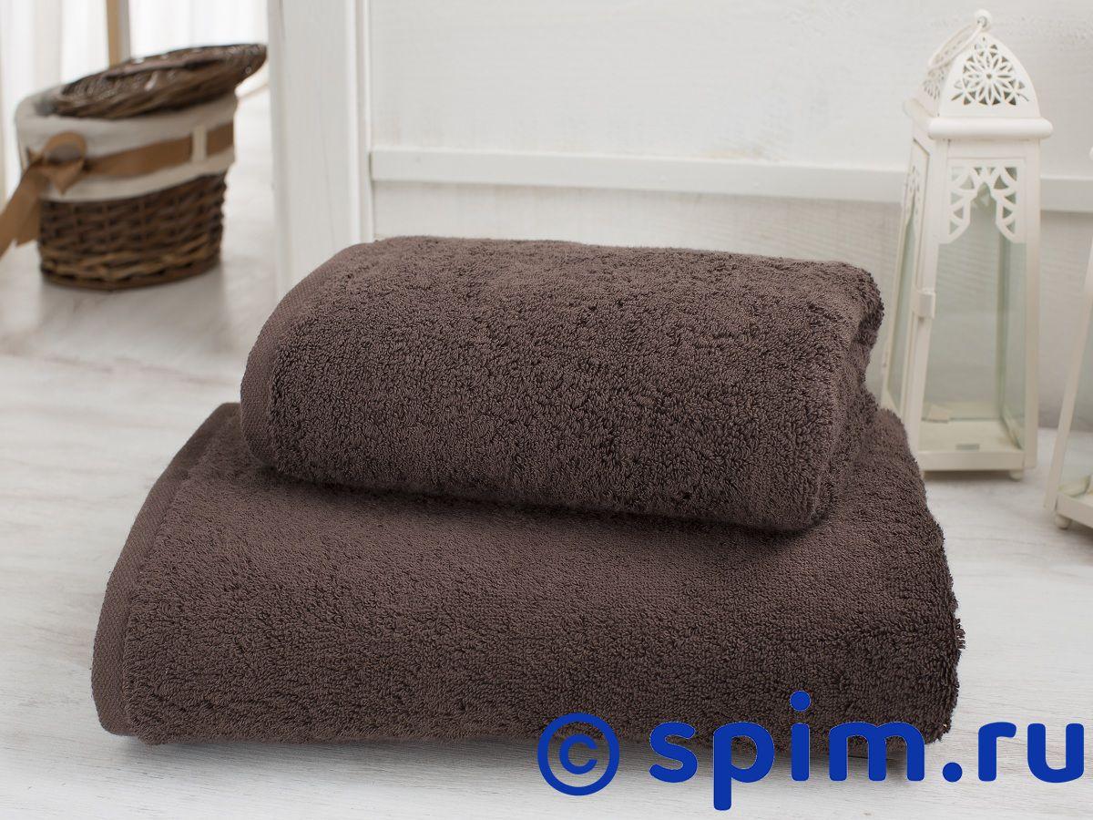 Полотенце Karna Efes 50х100 см, коричневое полотенце махровые лонгтвист efes 70x140 1159158