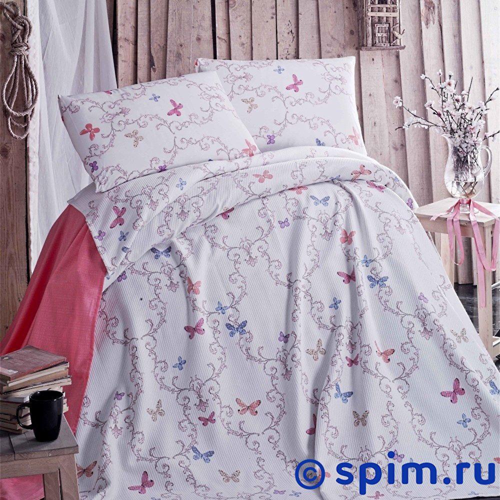Постельное белье Evim EV-01 с простыней для укрывания Евро-стандарт постельное белье evim ev 12 с простыней для укрывания евро стандарт