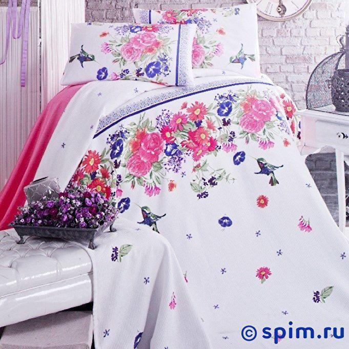 Постельное белье Evim EV-10 с простыней для укрывания Евро-стандарт постельное белье evim ev 12 с простыней для укрывания евро стандарт