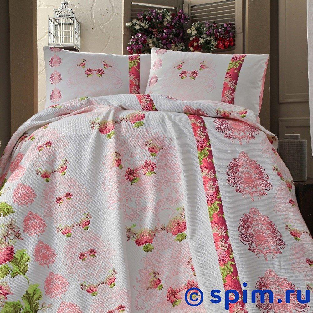 Постельное белье Evim EV-15 с простыней для укрывания Евро-стандарт постельное белье evim ev 12 с простыней для укрывания евро стандарт