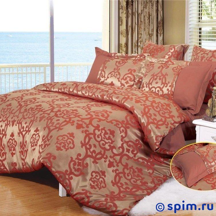 Постельное белье Kingsilk-Arlet AB-138 Евро-стандарт постельное белье kingsilk xr 24 евро стандарт