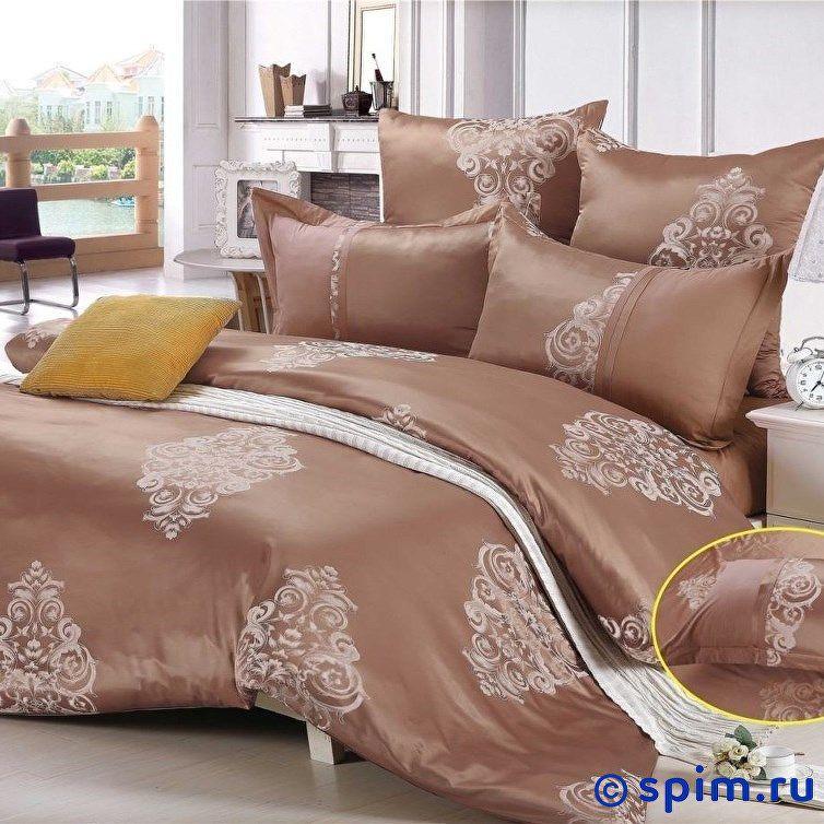 Постельное белье Kingsilk-Arlet AB-154 Евро-стандарт постельное белье kingsilk xr 24 евро стандарт