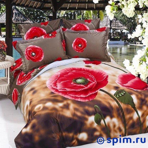 Постельное белье Diva Afrodita Premium-3D PR-019 Двуспальное