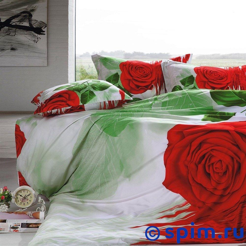 Постельное белье Diva Afrodita Premium-3D PR-033 Евро-стандарт