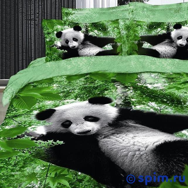Постельное белье Diva Afrodita Premium-3D PR-045 Двуспальное постельное белье diva afrodita постельное белье