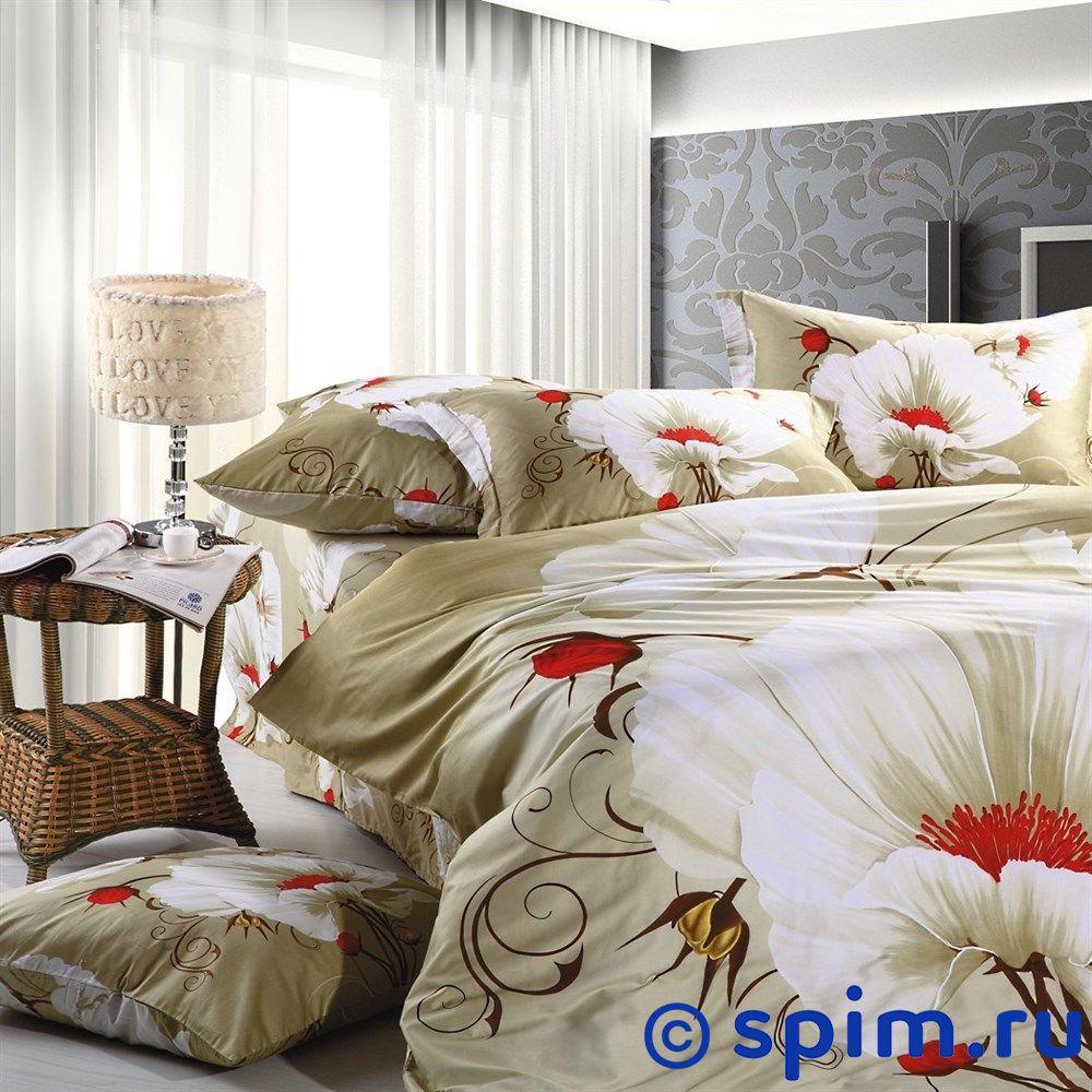 Постельное белье Diva Afrodita Premium-3D PR-082 Двуспальное постельное белье diva afrodita premium 3d pr 359 двуспальное