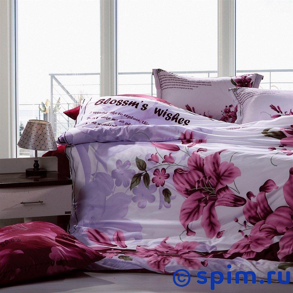Постельное белье Diva Afrodita Premium-3D PR-117 Евро-стандарт